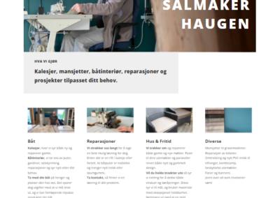 Salmaker Haugen